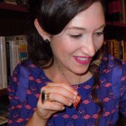 Famous Entrepreneurs: Randi Zuckerberg wearing the RSM charms!