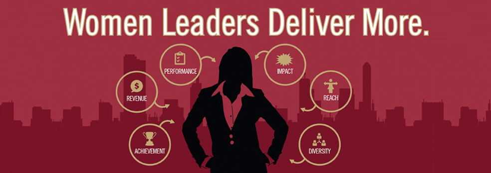 Qualities of a Leader: Female leaders may be right in front of you