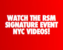 RSM Signature Event NYC on video