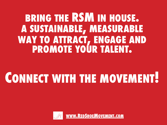 A sustainable, measurable way to attract, engage and promote your talent.