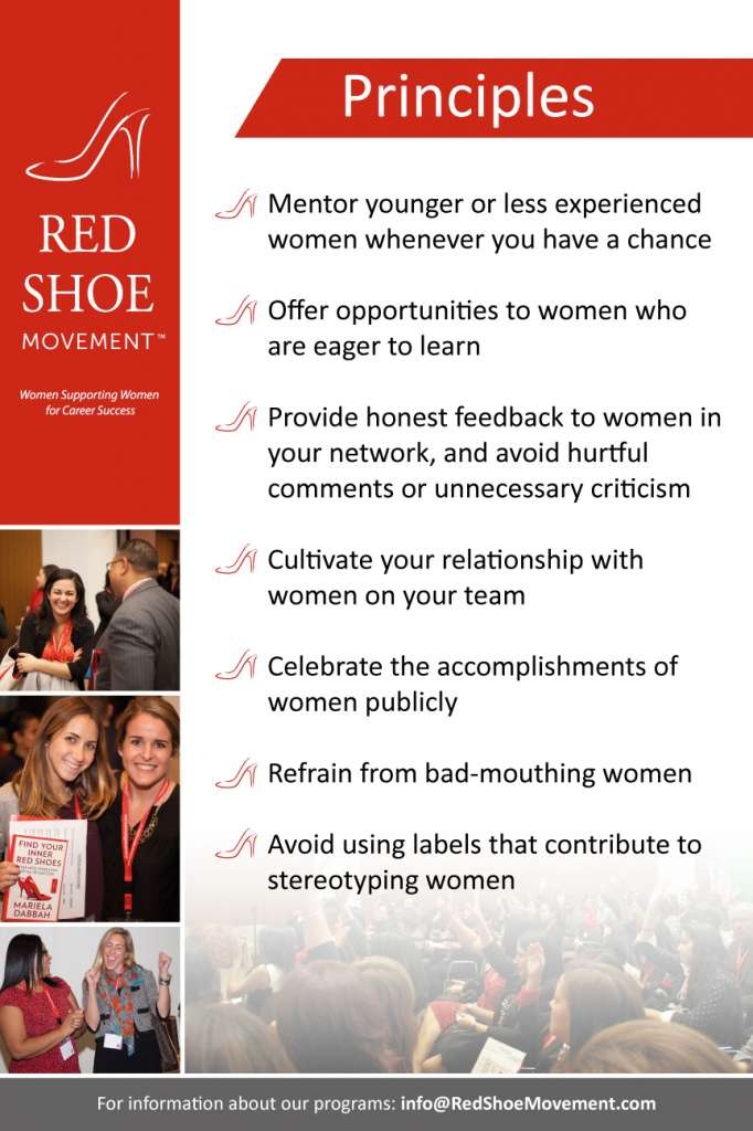 Following the 7 Red Shoe Movement Principles may be a wonderful way to change the dynamics with people who are jealous of your success