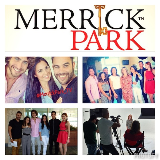 Merrick Park, a web series dedicated to upscale, professional Latinas