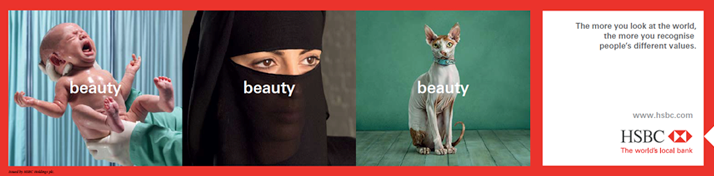 HSBC Cultural sensitivity campaign | What is Cultural Sensitivity in the Context of a Dominant Culture?