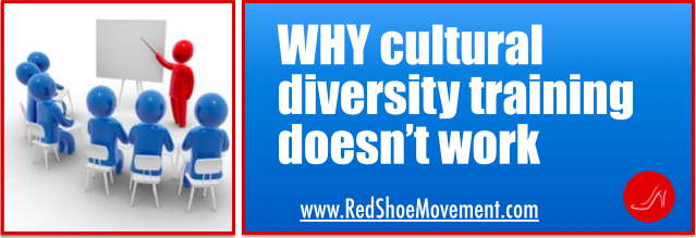 Why cultural diversity training doesn't work