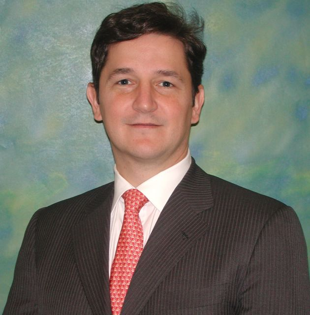 Arturo Poire, VP and Global Head of Talent Management at Ericson