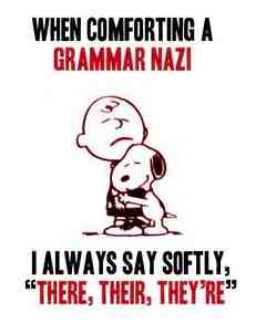 Good grammar is key for excellent communication to take place   Photo Credit: EileenLonergan.Com