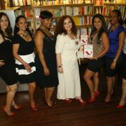 Find Your Inner Red Shoes book presentation