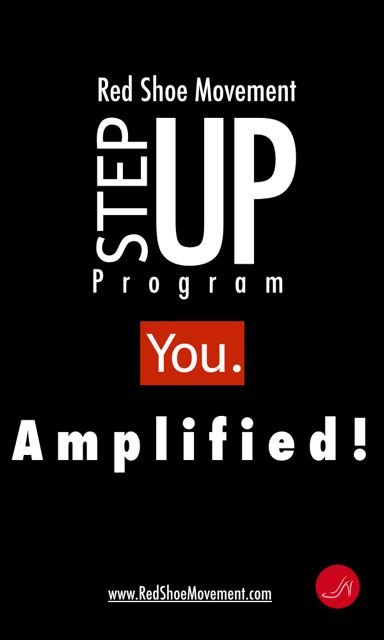 The RSM Step Up Program. You Amplified!