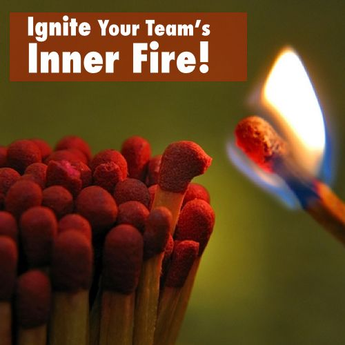 Ignite your team's inner fire = RSM Programs | The RSM Step Up Plus | A Year-Round Empowerment Program