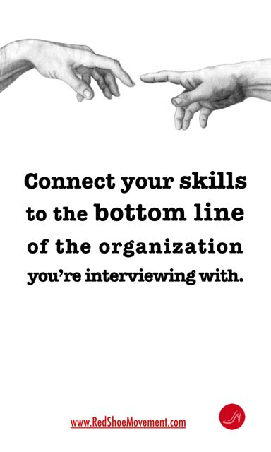 Connect your skills to the bottom line | 3 Sure-Fire Negotiating Tips for Women to Get Hired