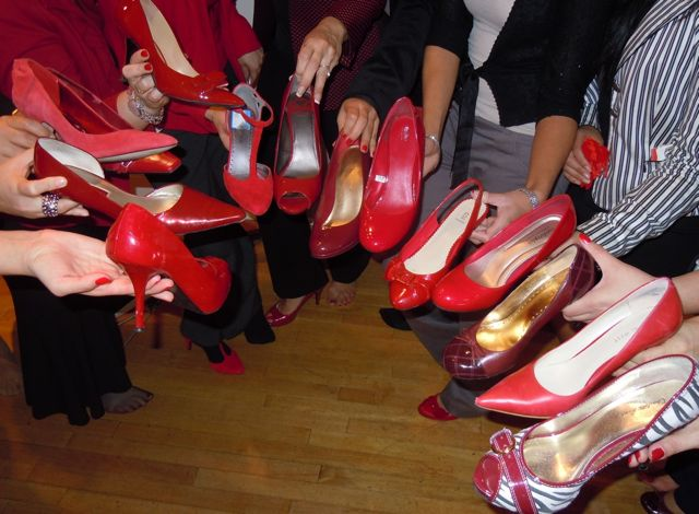 To achieve your success discover your inner red shoe with the Red Shoe Movement