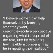 Gerard Borda on engaging men in women's initiatives