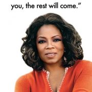 Passion quote Oprah Winfrey