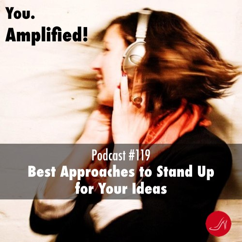 Podcast 119 - Best Approaches to stand up