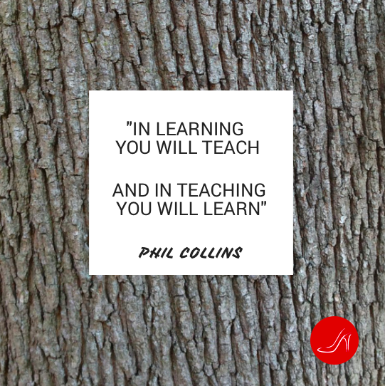 Mentoring quote by Phill Collins
