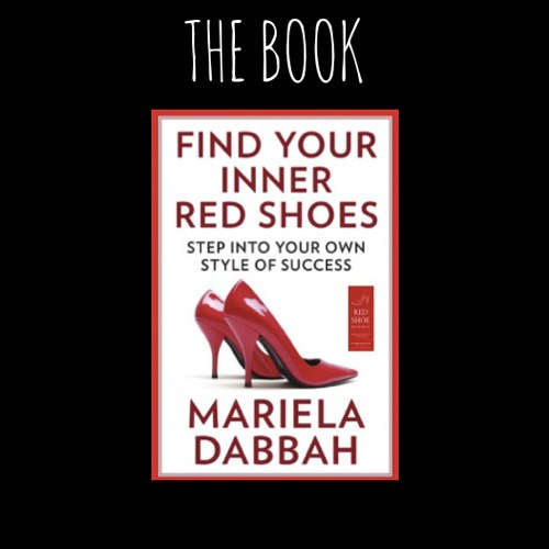 Book Cover of Find Your Inner Red Shoe
