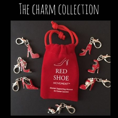 Red Shoe Movement Charms collection