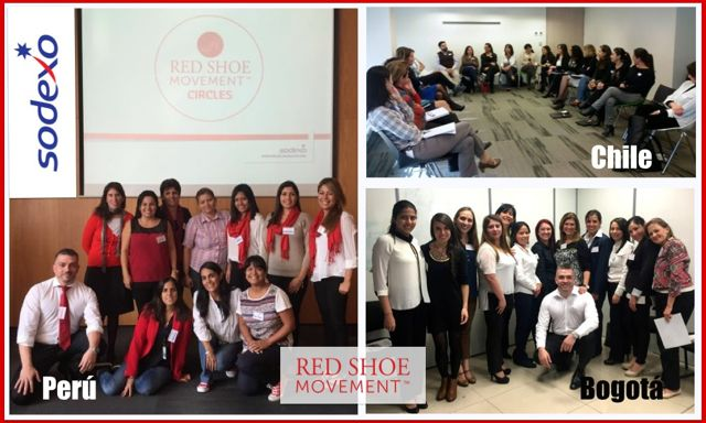 RSM Circles at Sodexo Chile, Perú and Bogotá, Colombia