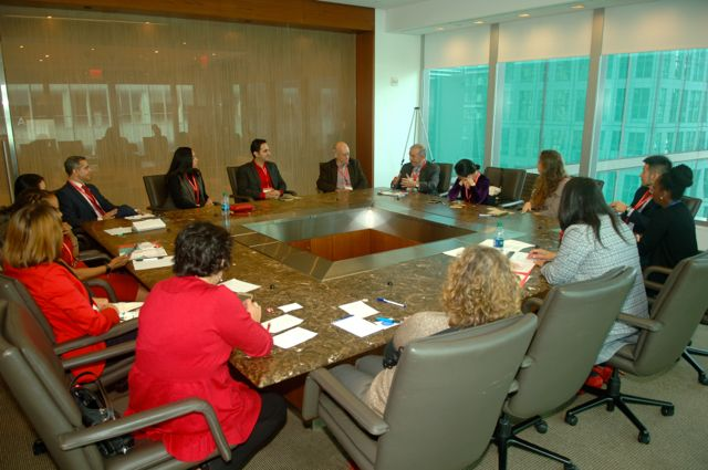 Mutual Mentoring Circle topic: Your Brand Already Exists, facilitated by Cosette Gutiérrez.