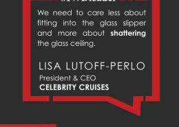 Lisa Lutoff Perlo inspirational quote RSM Hall of Fame