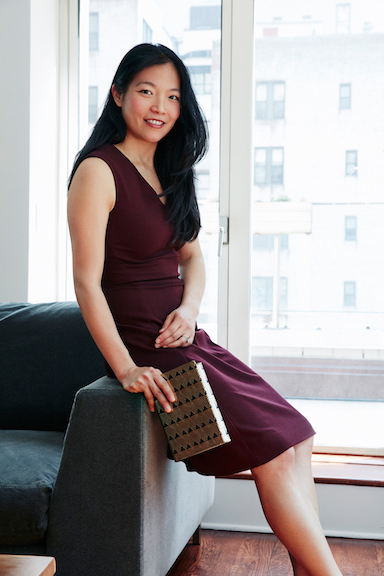 Georgene Huang CEO & co-founder Fairygodboss