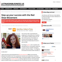 Latinas in Business to Mariela Dabbah