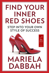 Find Your Inner Red Shoes Cover Mariela Dabbah
