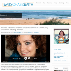 Women empowerment interview in international media