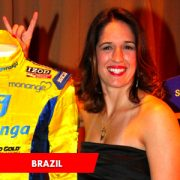 Photo of Bia IndyCar Driver - Powerful Women