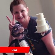 Jennifer Bratko Owner of Beyond Buttercream