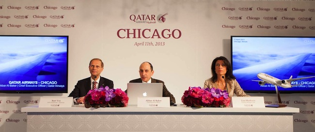 Lisa Markovic - Qatar Airlines Country Manager
