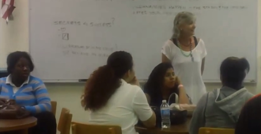 Empowering Women at COPE Presentation