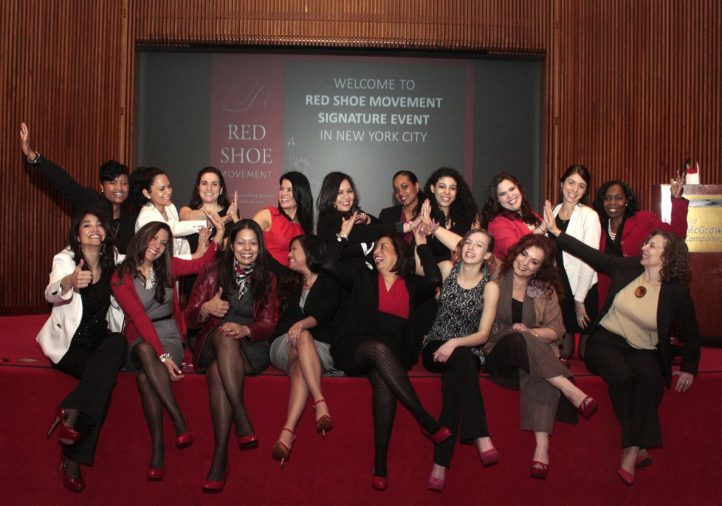 These women are part of a unique leadership development program. Are you?