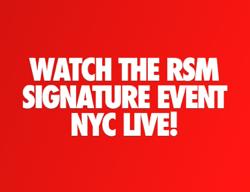 rsm event live