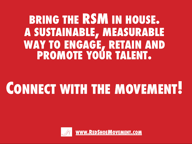 Engage retain and promote your talent. Bring the RSM in house. Would you like to know how? Just click on this image. CONNECT WITH THE MOVEMENT.