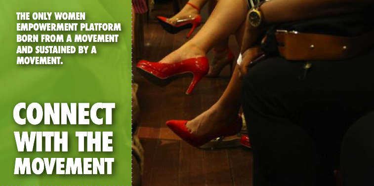 Engaging men in gender initiatives is easy when you bring the power of the Red Shoe Movement to your organization. Check out the RSM LEADERSHIP DEVELOPMENT PROGRAMS