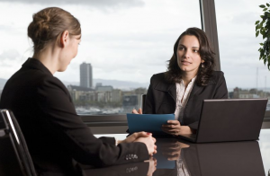 The best way to ace the job interview is by preparing to handle all questions. Rehearse with a friend or in front of a mirror. Photo Credit: www.thecredocompany.com
