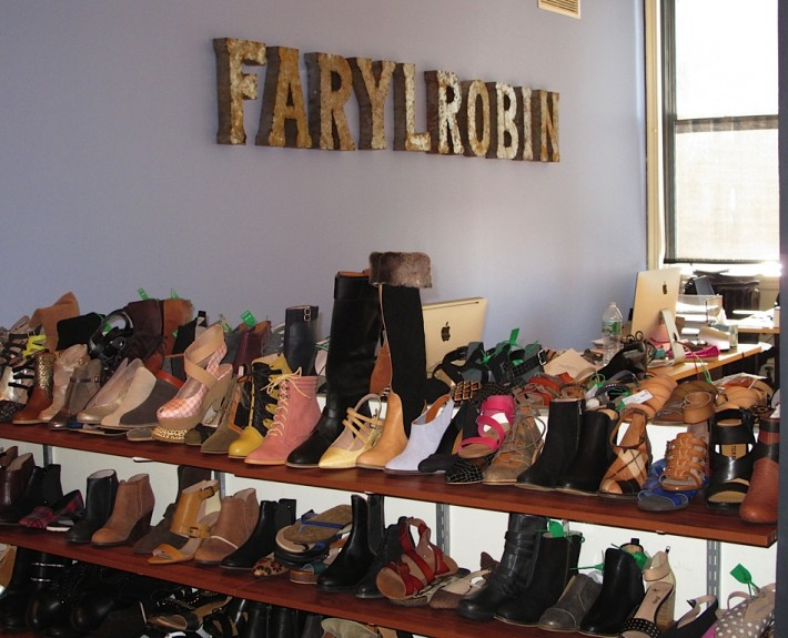 Farylrobin shoes are all about empowering women, making them feel confident.