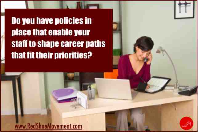 Do you have policies that support employees career paths? If you are serious about corporate social responsibility, you need to begin by evaluating your own talent management strategy.