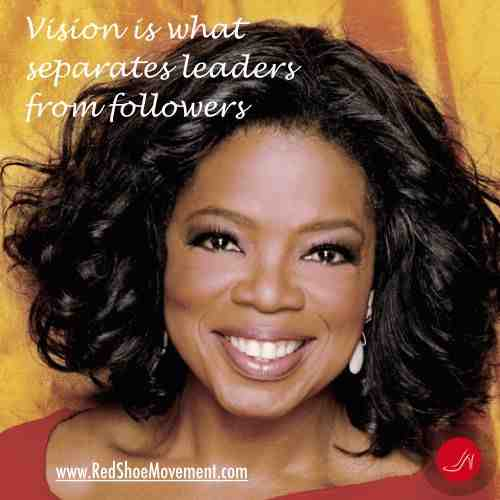 Oprah Winfrey, inspirational leader | Discover the top 10 qualities of a good leader!