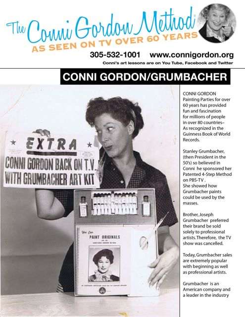 Conni Gordon-GRUMBACHER