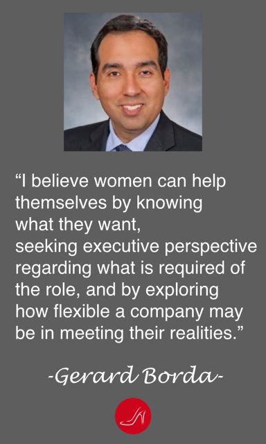 Gerard Borda on engaging men in women's initiatives | Discover how engaging men in your career will take you to the next level!