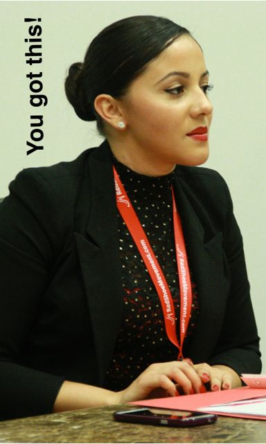 The 4 Secrets to Success for Young Managers of Older Employees | Mindalia de Jesus, a RSM Ambassador and young manager, featured at a RSM Event.