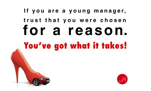 Young Managers of Older Employees 4 Secrets to Success: If you are a young manager, you were chosen for a reason. Own the gifts you bring to the table!