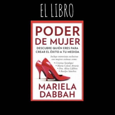 Poder de mujer tapa del libro