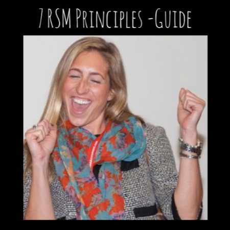 RSM Principles guide