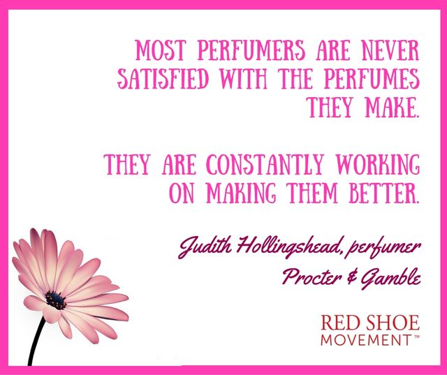 Some of the most important skills and talents Judith Hollingshead transferred from being a talented pianist into chemistry were her perseverance and drive to achieve perfection in her work.