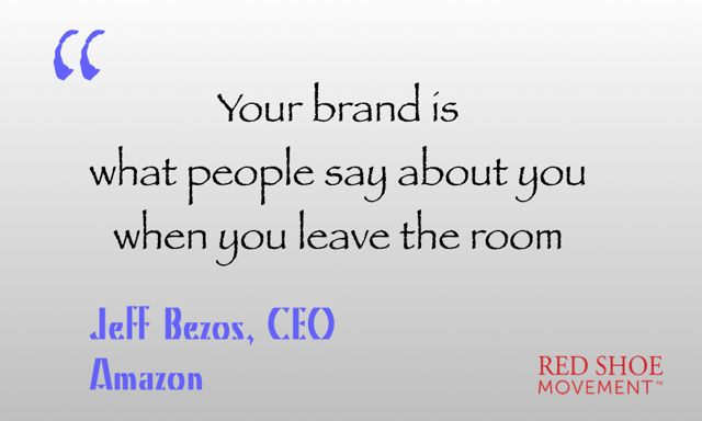 Your personal brand is quite different from your 30-second elevator pitch.