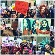 #WomensMarch January 21 2017 in NYC