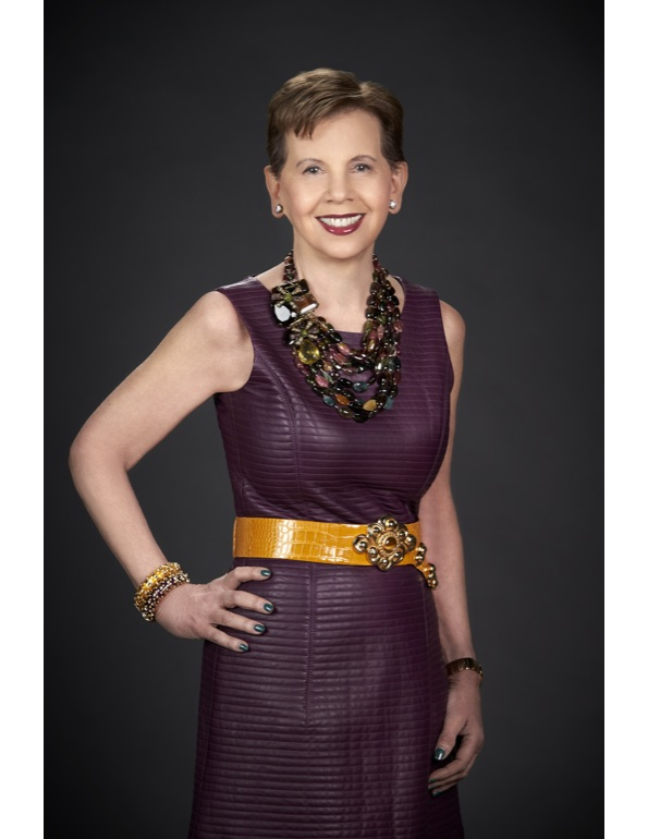 Adrienne Arsht, lawyer, businesswoman, philanthropist